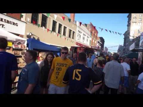 2016 West Virginia Italian Heritage Festival-Clarksburg, WV