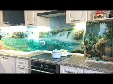 Кухня с вентиляционным коробом. Дизайн кухни с выступом в углу. Как спрятать сложные выступы кухни👍
