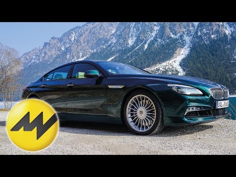 Ready For Anything | BMW Alpina B6 Bi-Turbo | Motorvision