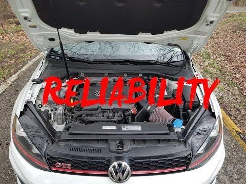 2015 MK7 GTI reliability 20k miles later.