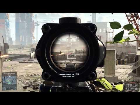 Battlefield 4 Campaign Part 1: Baku