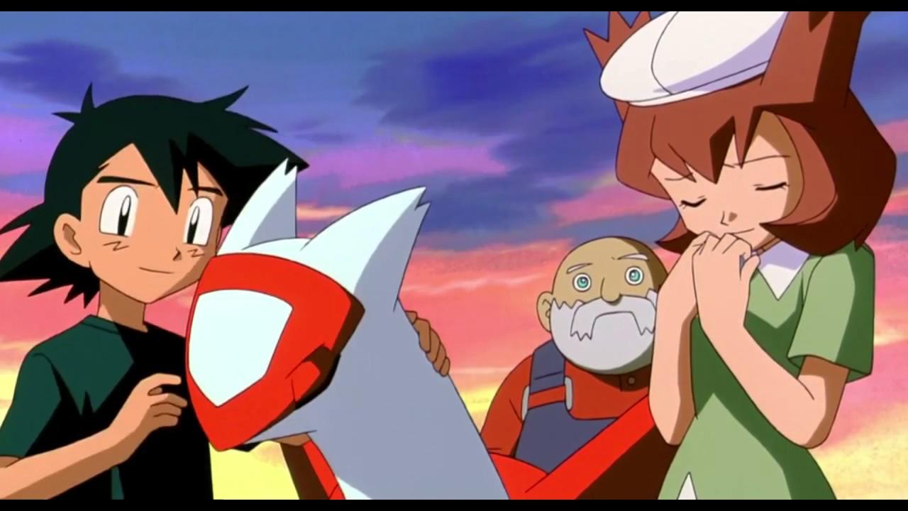 pokemon heartgold how to get latias