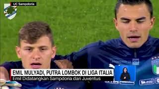Emil Mulyadi, Putra Lombok di Liga Italia