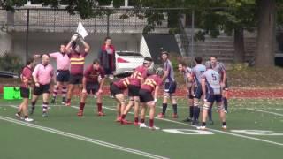 Piranhas Rugby Match retour saison reguliere 2016 - Concordia