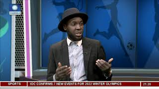 Grassroots Sports Development In Nigeria | Sports Tonight |