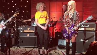 Melissa Etheridge, Orianthi, Lindsay Ell, Cam & Troi Irons Johnny B Goode