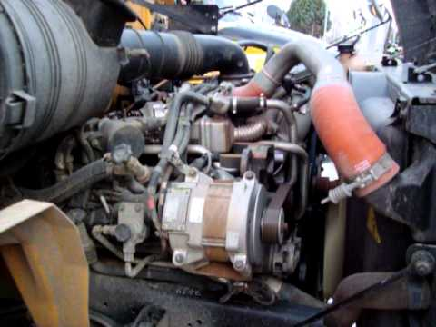 School Bus International Diesel Engine MaxxForce 64 liter  YouTube