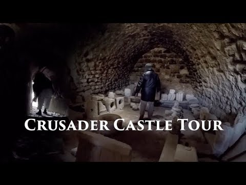 Tour of Shobak Crusader Castle in Jordan