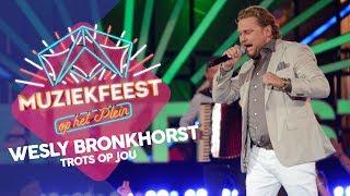 Wesly Bronkhorst - Trots op jou | Sterren Muziekfeest op het Plein
