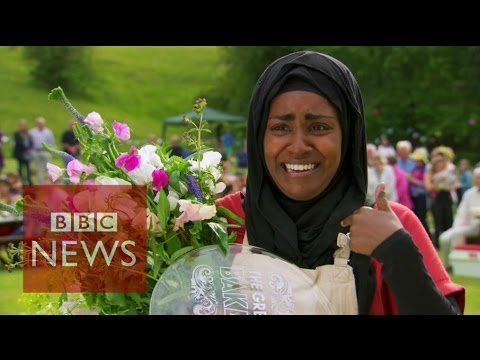 Great British Bake Off: 'One of best moments of my life' - BBC News