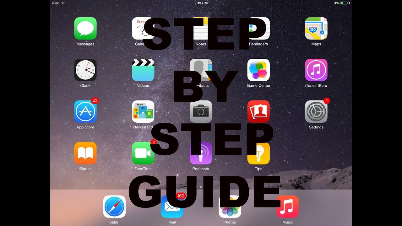 How to Create Or Change Apple ID on iphone/ipad