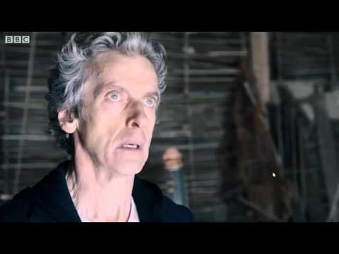Doctor Who Tennant Reference (S9EO5)