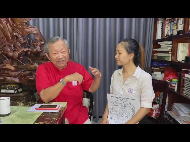 GS.TSKH Bùi Quốc Châu hướng dẫn kỹ thuật Tung Hoành Ngang Dọc Diện Chẩn