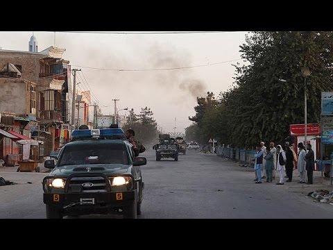 Афганистан: освобожден захваченный талибами город Кундуз