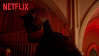 Marvel's Daredevil: Season 3   Inside the Church Fight [HD]   Netflix