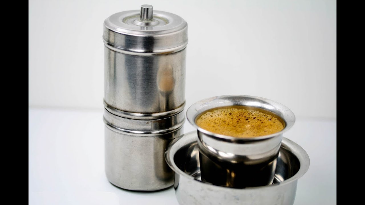 How To Make Filter Coffee At Home Without Filter Youtube