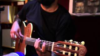 Improvisation with Godin Multiac Encore