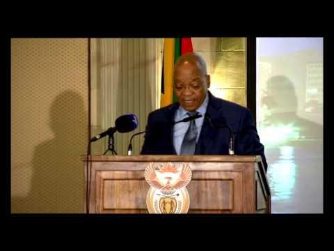 SA-Zimbabwe Business Forum - Zuma's speech