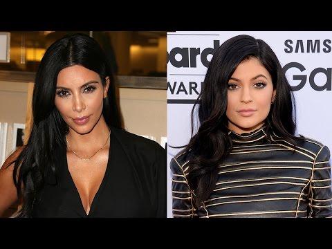 Kim Kardashian Speaks Out About Kylie Jenner's Plastic Surgery!