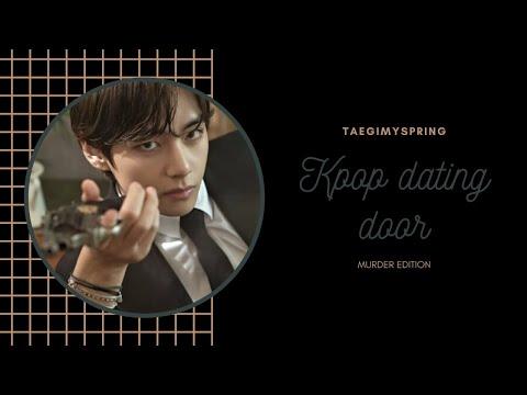 KPOP DATING DOOR GAME | MURDER EDITION