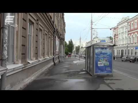 Саратов. Железнодорожный вокзал и окрестности