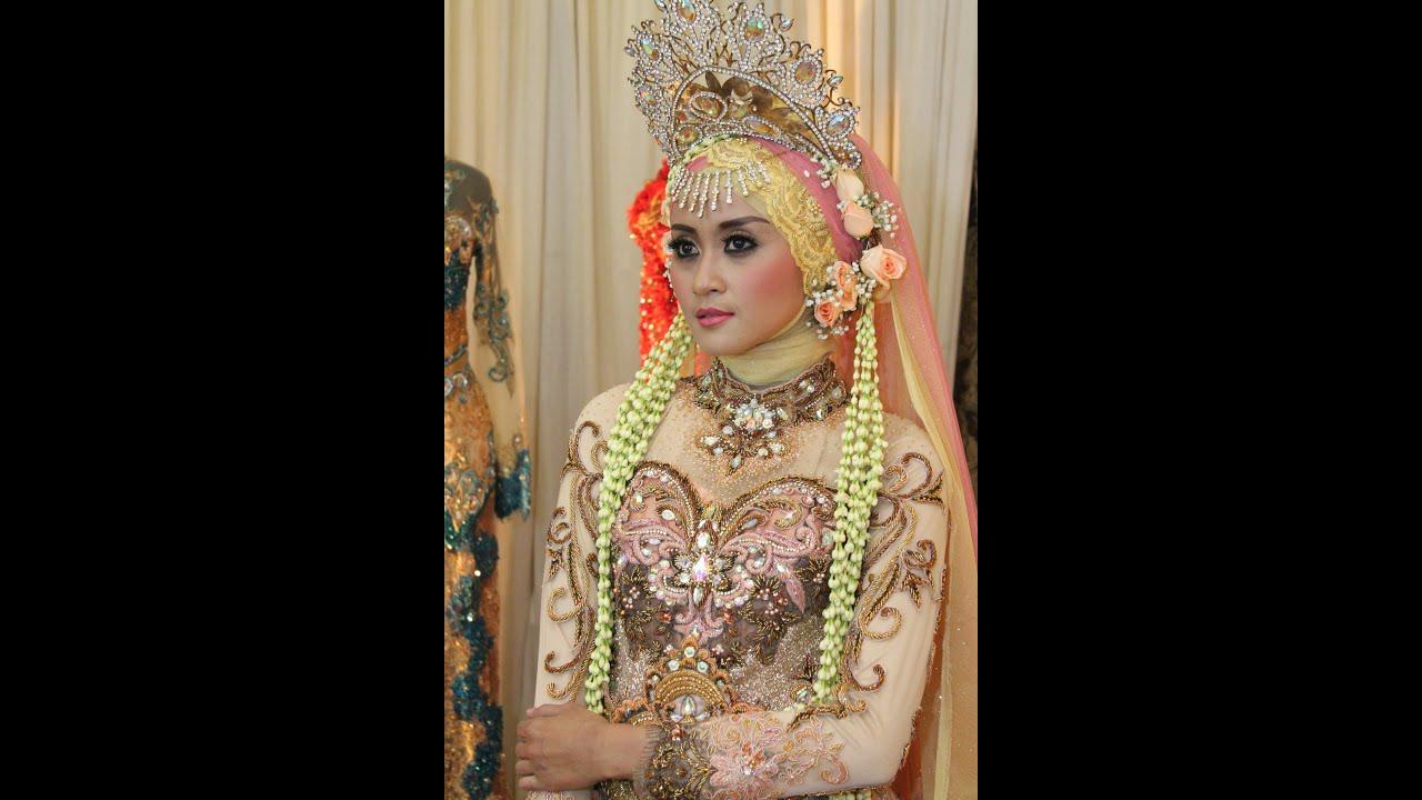 0813-5786-7170 || kebaya pengantin muslim surabaya by raddin wedding