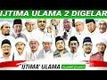 IJTIMA' ULAMA 2 DIGELAR;CATAT WAKTU/TEMPAT/ARAH DUKUNGANNYA;JOKOWI-MA'RUF/PRABOWO SANDI;PA 212;GNPF