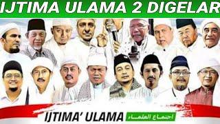 Download Video IJTIMA' ULAMA 2 DIGELAR;CATAT WAKTU/TEMPAT/ARAH DUKUNGANNYA;JOKOWI-MA'RUF/PRABOWO SANDI;PA 212;GNPF MP3 3GP MP4
