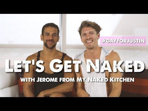 LGBT Pride 2017 With My Naked Kitchen   #GAYFORJUSTIN