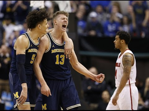 University of Michigan Basketball Hype Video 2017
