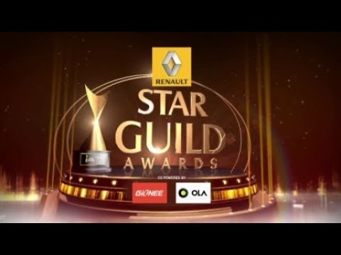 Star Guild Awards full show host by Kapil Sharma and Parineeti Chopra-Bollywood award function