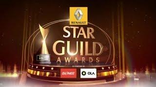 Star Guild Awards full show host by Kapil Sharma and Parineeti Chopra-Bollywood award function