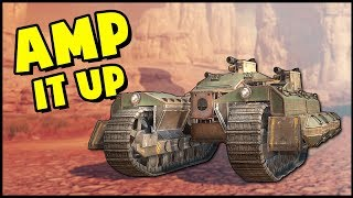 Crossout - This Thing Can't Be Stopped! (Crossout Gameplay)