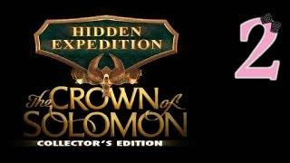 Hidden Expedition 7: The Crown Of Solomon (CE) - Ep2 - w/Wardfire