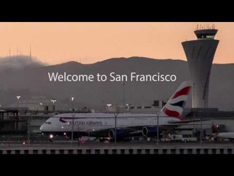 British Airways: Heathrow to San Francisco in 4 minutes - A Pilot's Perspective: