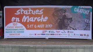 Statues en Marche 2017