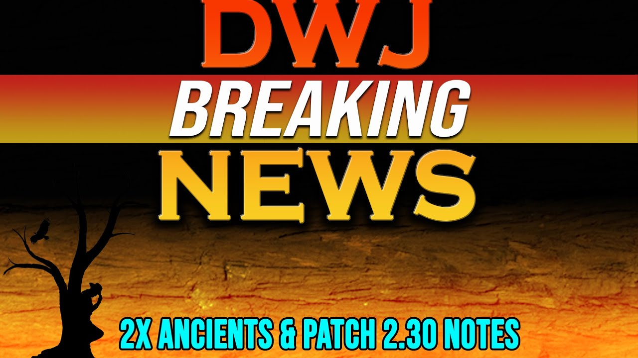 DWJ NEWS | Patch 2.3 Notes | Raid Shadow Legends