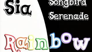 MLP: The Movie - Songbird Serenade: Rainbow (Sia) - Lyric [CC] Mp3
