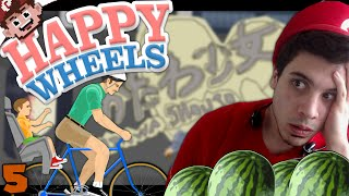 THE BEST CHILLED CHAOS LEVELS! (Happy Wheels Highlights w/ ChilledChaos - Part 5)