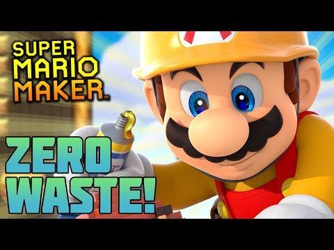 Super Mario Maker: Happy Truthahn Tag und Zero Waste | MineZoneGermany