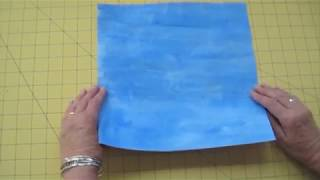 Janet Edmonds - How To Make Origami Boxes 1