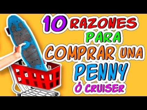 10 RAZONES PARA COMPRAR UNA PENNY O CRUISER | ELIGE TU PENNY  | R2