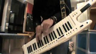 Stratovarius - Stratofortress Keytar