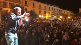 Andrea Greco da CAMPOBASSO con Castaldo - Taverna - Di Battista - Di Maio