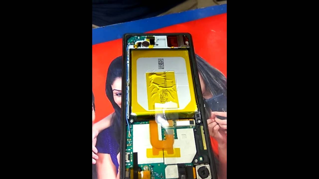 sports shoes 3e8ea f8423 How to Open Sony Xperia Z2 Back Cover and Replace it