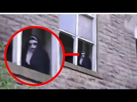 THE NUN!! The most terrifying scariest horrifying video on the planet!!