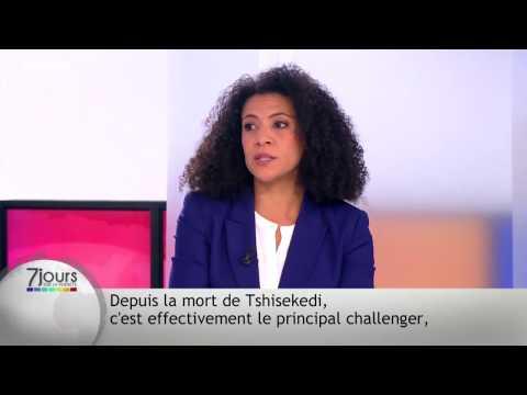 Reportages en République démocratique du Congo avec Ilhame Taoufiqi