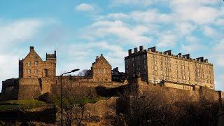 Holiday Vlog: Edinburgh (Part 1) - January 2017