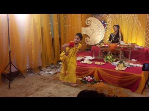 Thakur jamai elo barite (ঠাকুর জামাই এল বাড়িতে ) by Shrestha Biswas Sneha