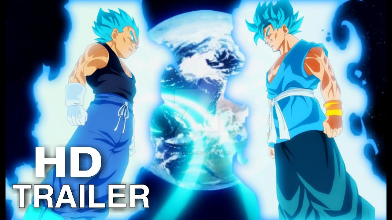 Download I Watched The NEW Dragon Ball Super 2 Movie: Fall of the Gods OFFICIAL Trailer So You Don't Have To